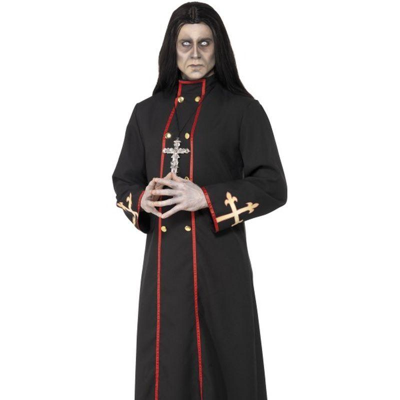 Minister of Death Costume - Medium Mens Black