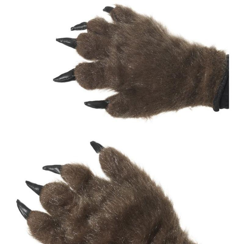 Hairy Monster Hands - One Size