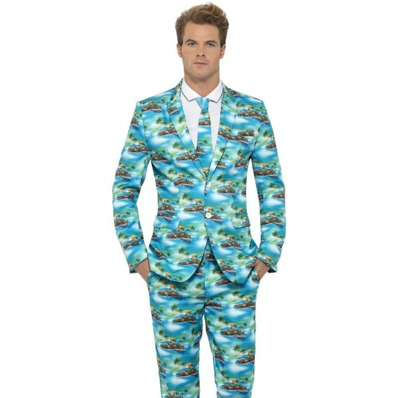 Aloha! Suit - XL Mens Blue