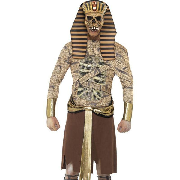 Zombie Pharaoh - Medium Mens Gold