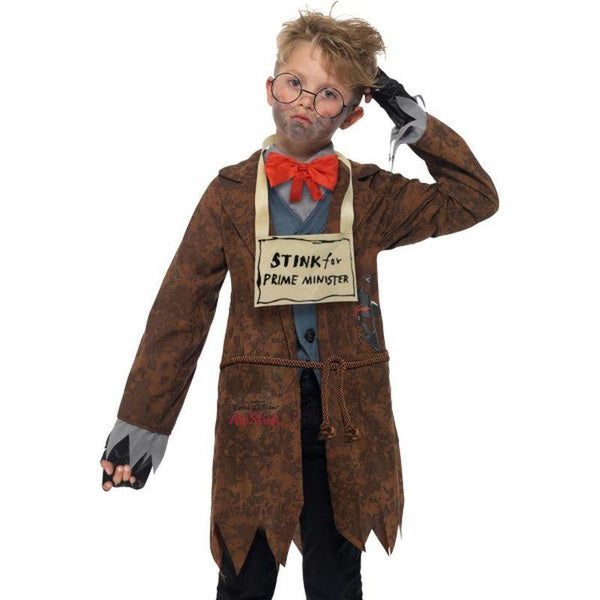 David Walliams Deluxe Mr Stink Costume. sm-40204T
