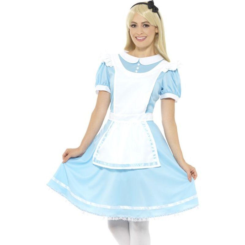 Wonder Princess Costume - Uk Dress 8-10