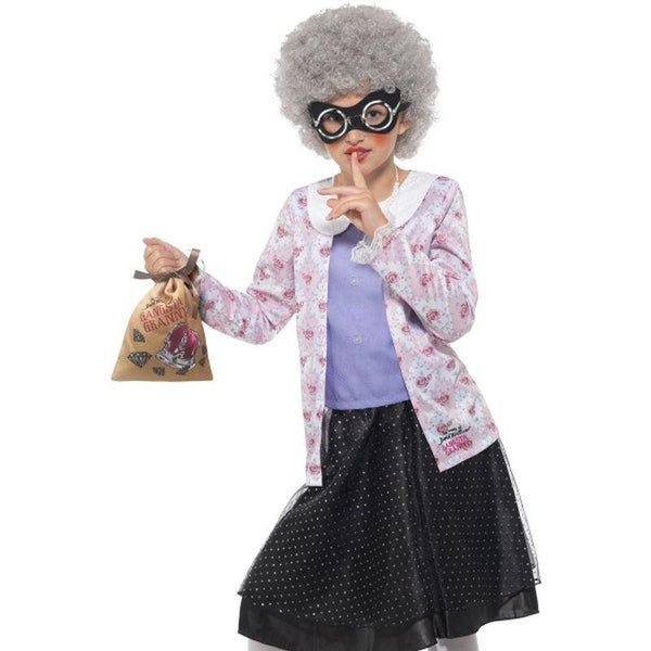 David Walliams Deluxe Gangsta Granny Costume