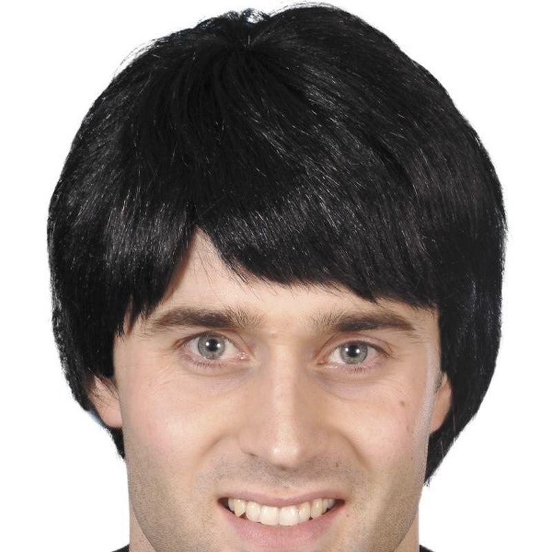 Guy Wig - One Size Mens Black