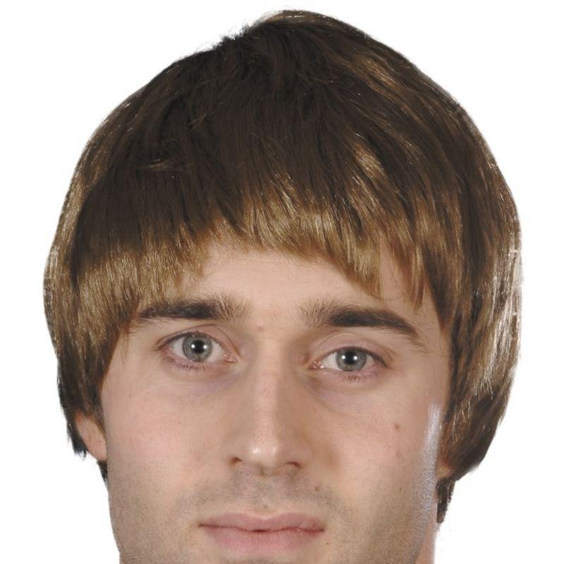Guy Wig - One Size Mens Brown