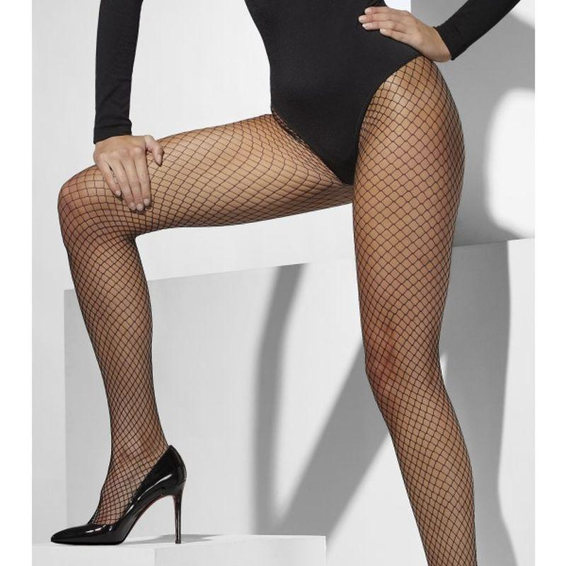 Lattice Net Tights - UK Dress Size 6-18