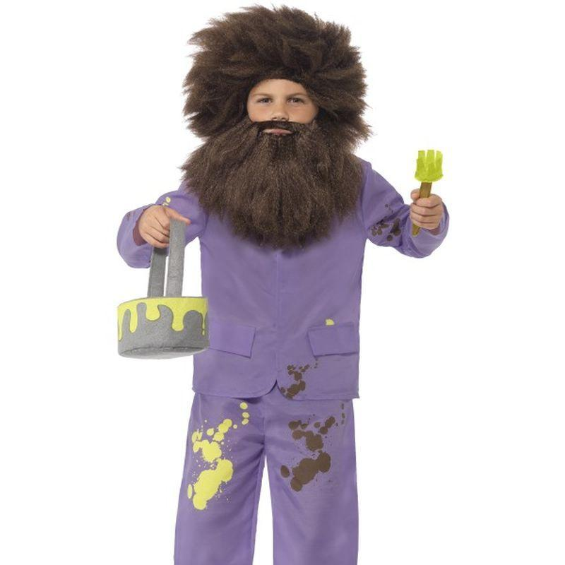 Roald Dahl Mr Twit Costume - Medium Age 7-9