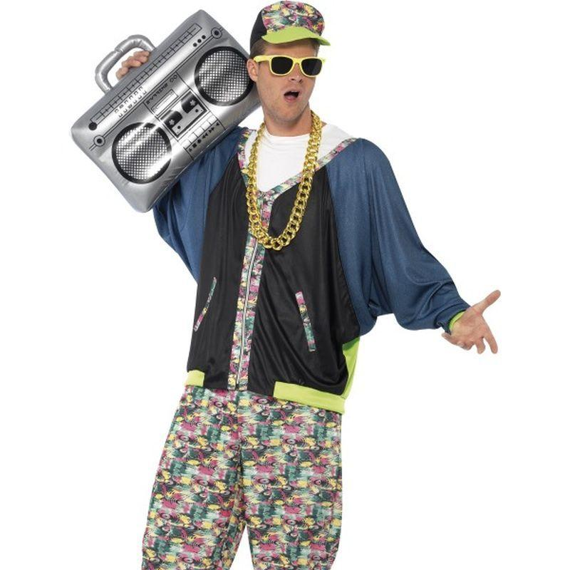 80 's Hip Hop Costume - One Size