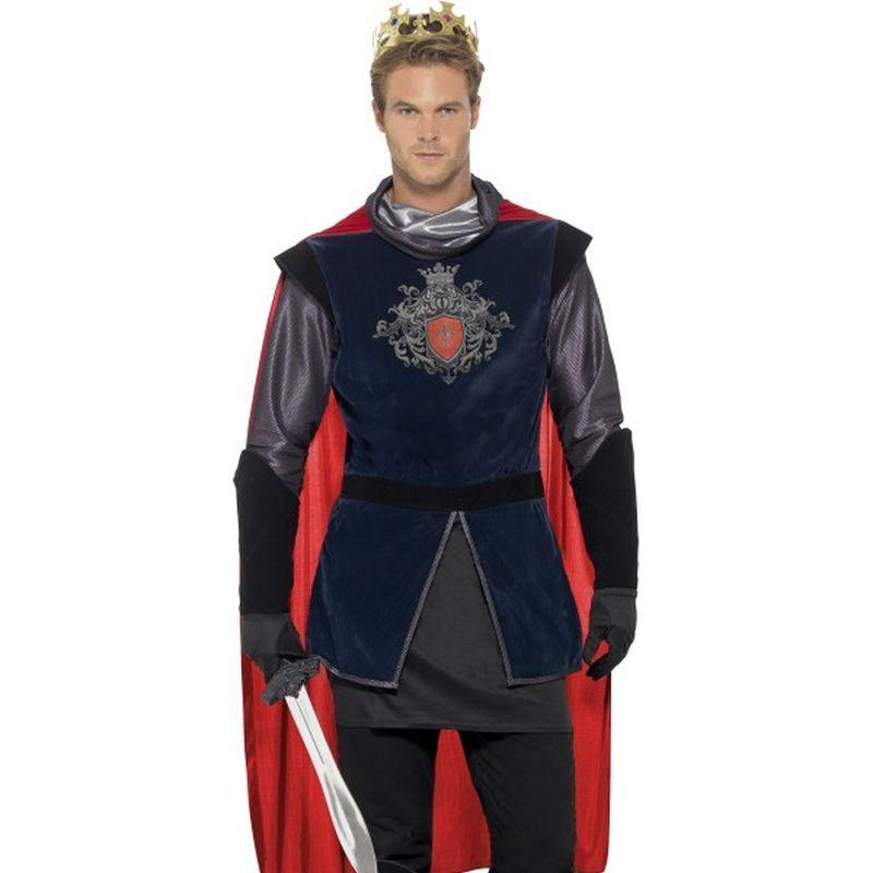 "King Arthur Deluxe Costume - Chest 46""-48"""