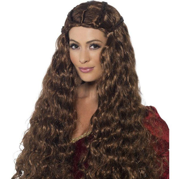 Medieval Princess Wig - One Size