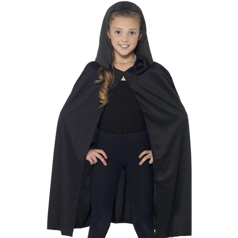 Hooded Cape - One Size