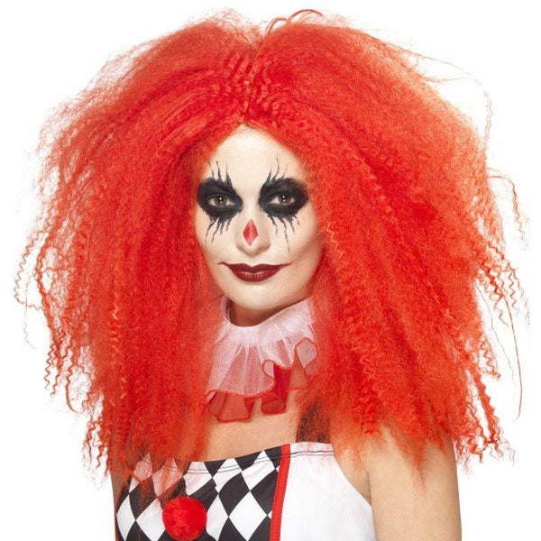 Clown Wig - One Size
