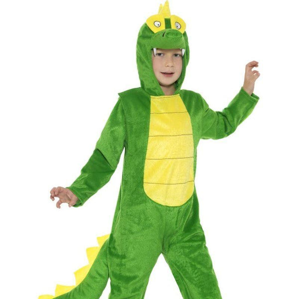 Crocodile Costume - Small Age 4-6