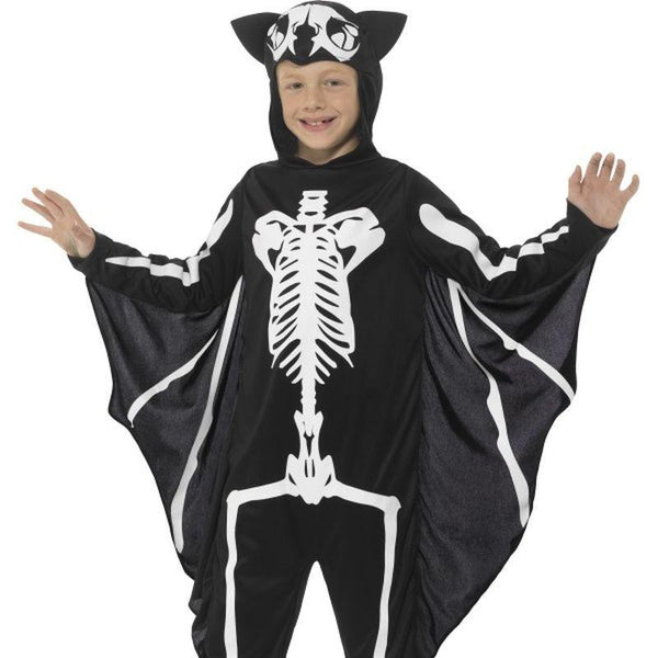Bat Skeleton Costume - Small Age 4-6