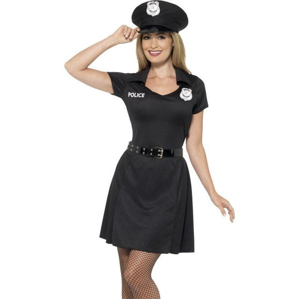 Special Constable Costume - UK Dress 8-10