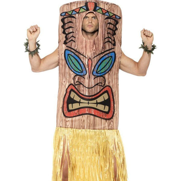 Tiki Totem Costume - One Size