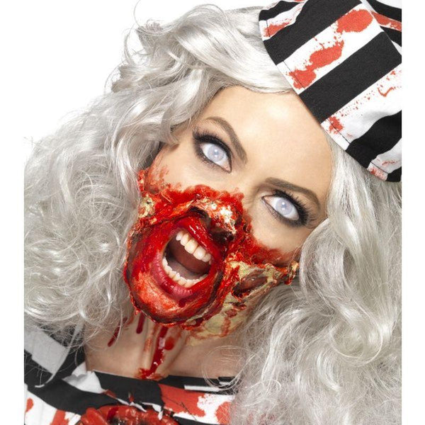 Horror Zombie Liquid Latex Kit - One Size