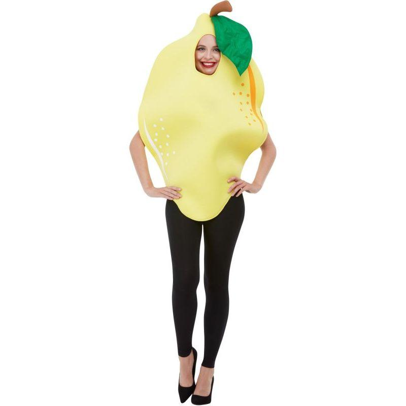 Lemon Costume Adult Yellow