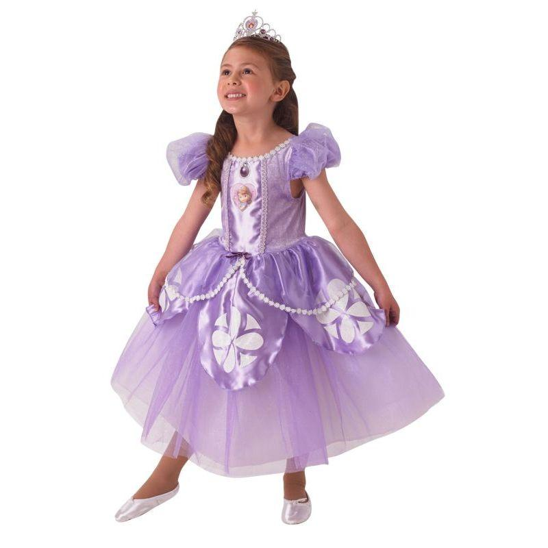 Girl's Sofia The First Costume