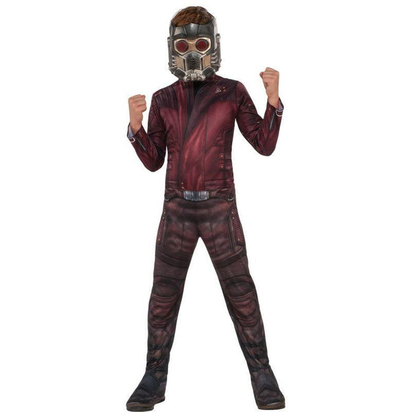 Avengers 4 Star-lord Costume & Mask