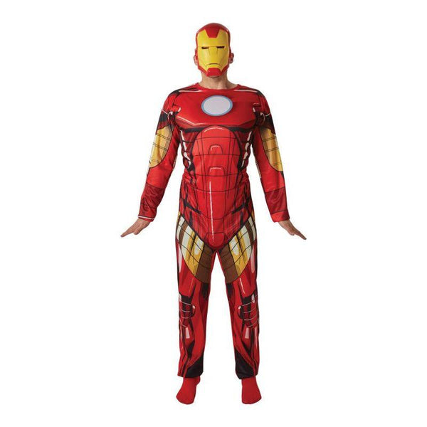 Adult Iron Man