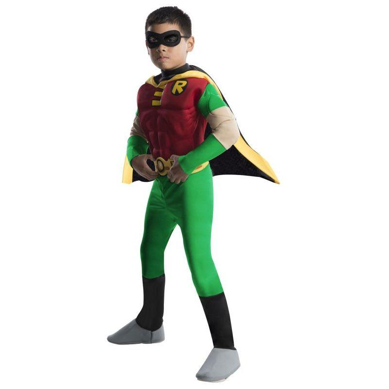 Deluxe Muscle Chest Robin Costume