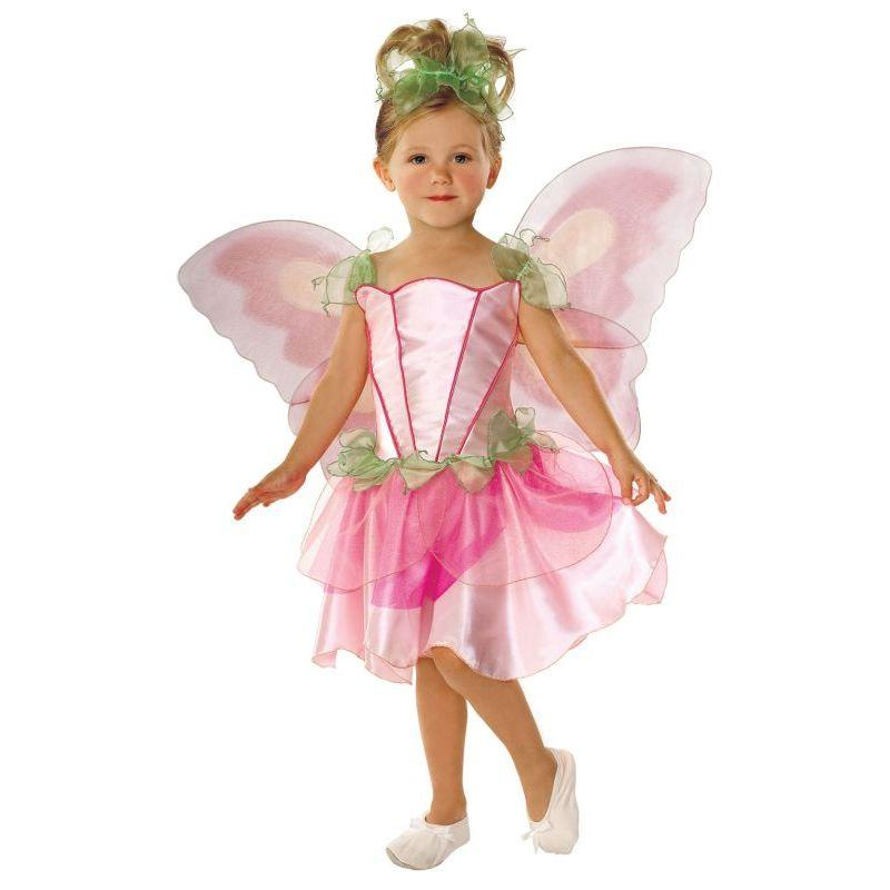 Let's Pretend Child's Springtime Fairy Costume With Wings