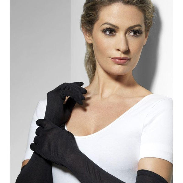 Gloves - One Size Womens Black