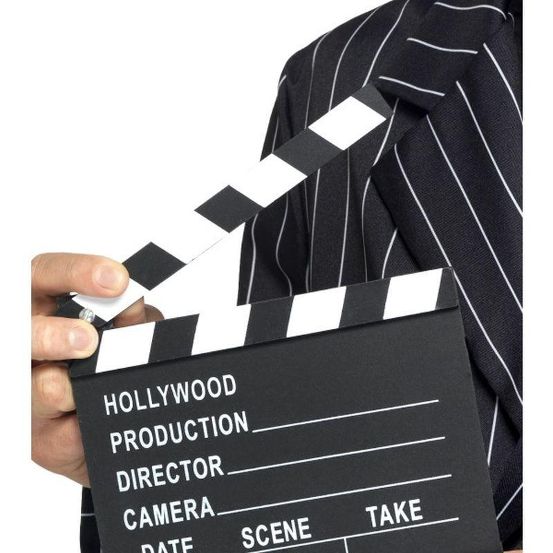 Hollywood Style Clapper Board - One Size