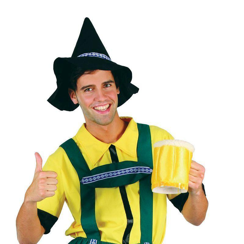 Mens Beer Man. Adult Costumes - Male - One Size. Halloween Costume
