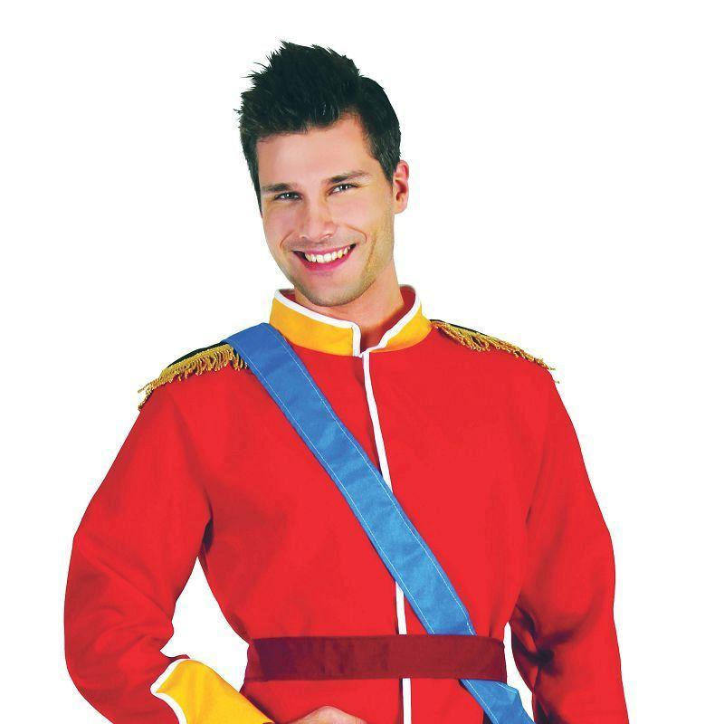 Mens Prince (Royal Family). Adult Costumes - Male - One Size. Halloween Costume