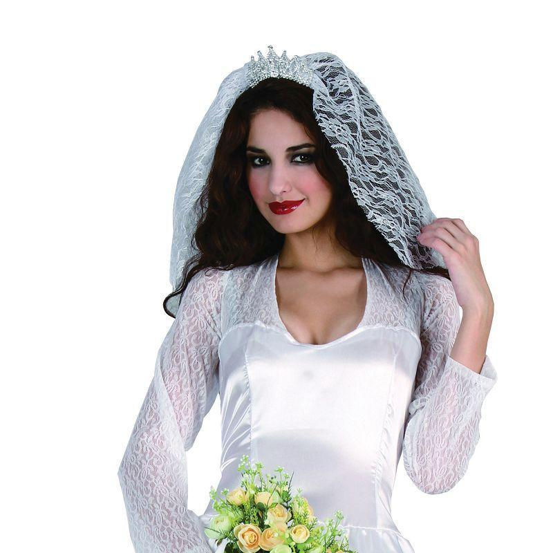 Womens Bride (Royal Family). Adult Costumes - Female - One Size. Halloween Costume