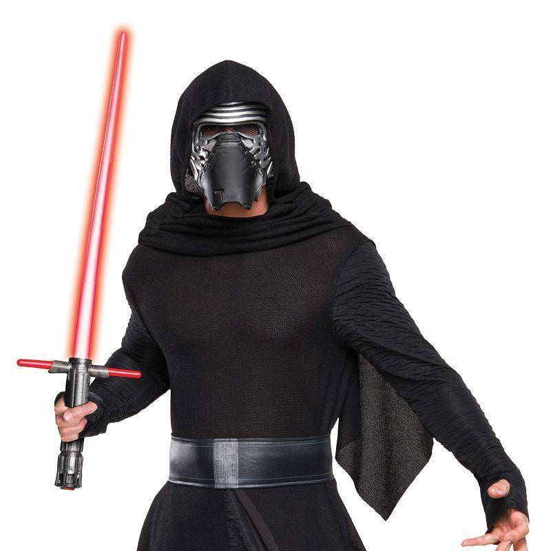 "Mens Kylo Ren (Adults) Standard Size. (Adult Costumes) - Male - Chest Size 44"" Halloween Costume"