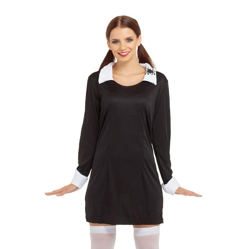 Womens Creepy School Girl Adult Costumes - Female - One Size Halloween Costume