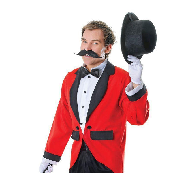 Mens Ringmaster. Adult Costumes - Male - One Size Halloween Costume