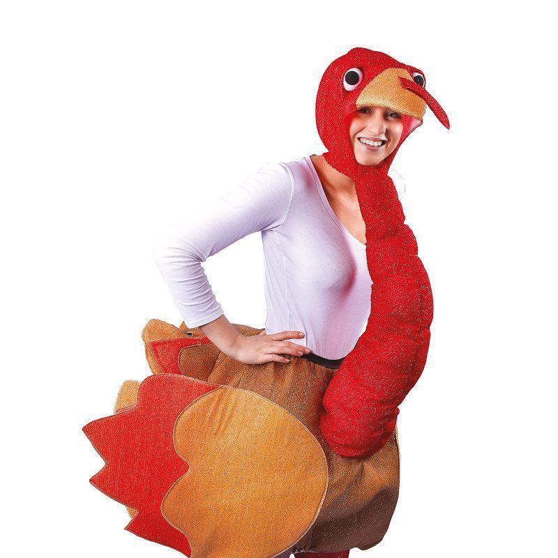 Turkey Adult Costume - Unisex - One Size