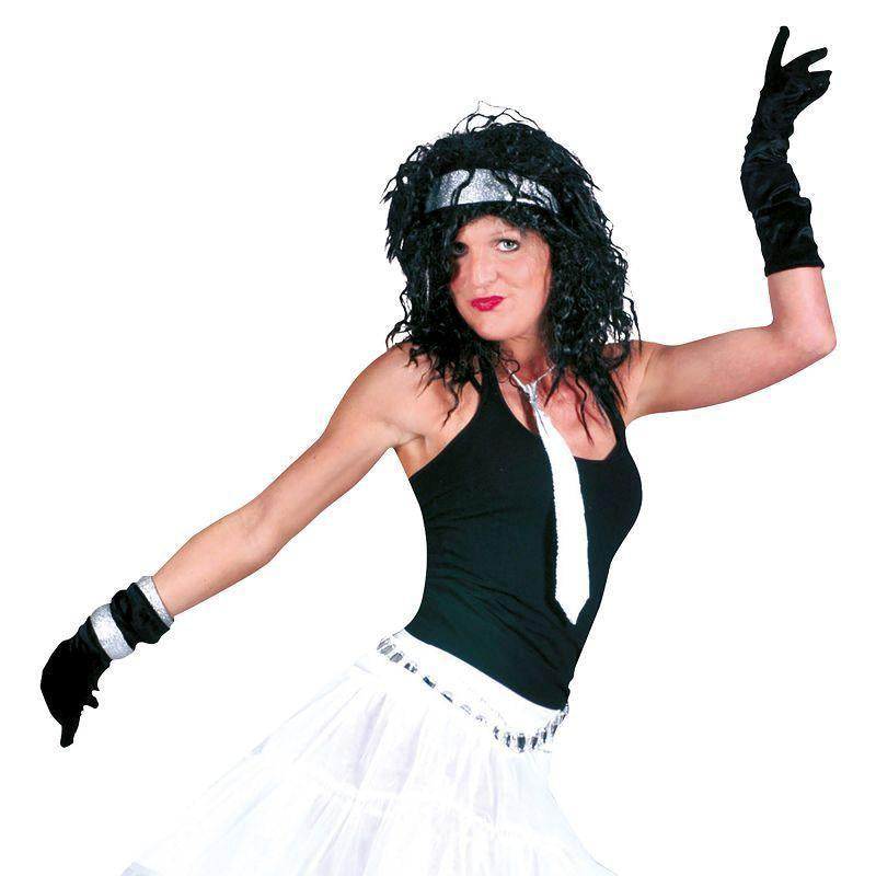 Womens Petticoat. Long White Adult Costume - Female - One Size Halloween Costume
