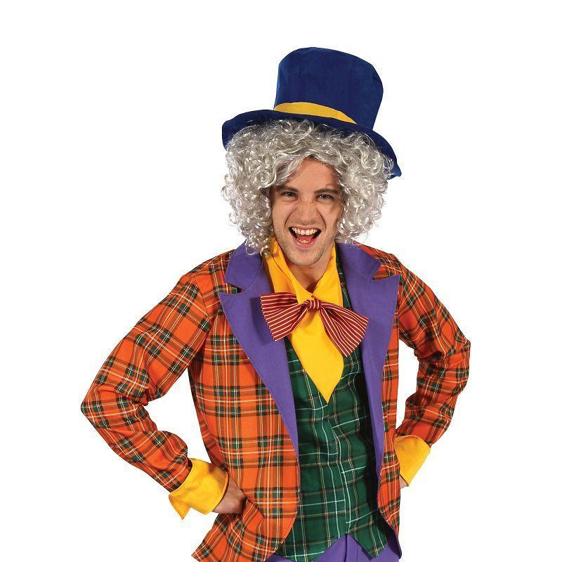 Mad Hatter Costume (Adult Costumes) - Male - Chest Size 44""