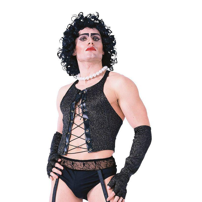 Mens Frank N Furter Adult Costume - Male - One Size Halloween Costume