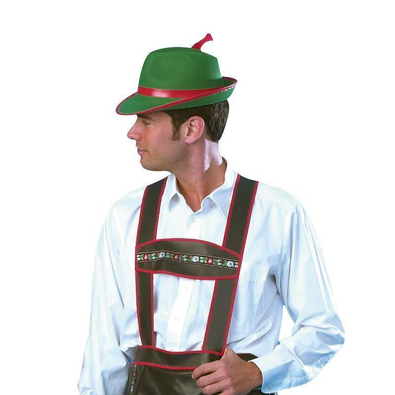 "Mens German Man Ff 56/58 Adult Costume - Male - UK Chest Size 46""-48""/ Waist Size 38""-40"" Halloween Costume"