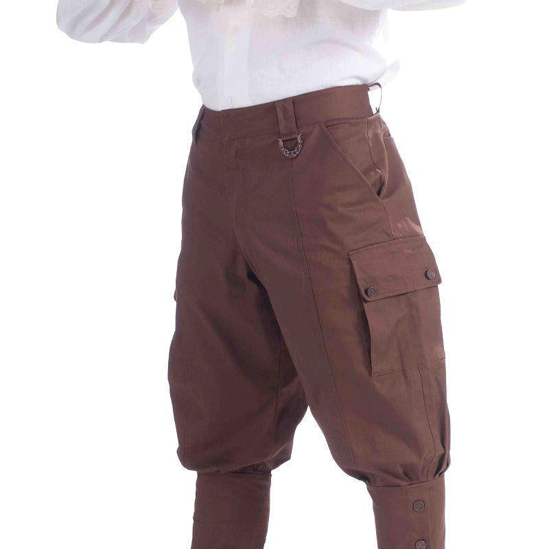 Mens Steampunk / Star Wars Trousers Adult Costume - Male - One Size Halloween Costume