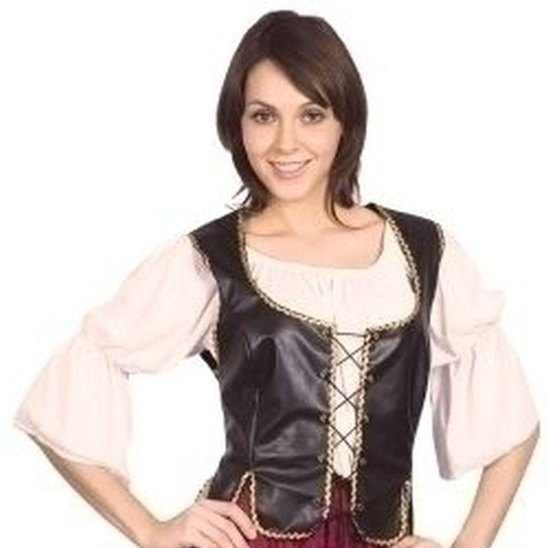 Womens Wench Plus Size. (Adult Costumes) - Female - UK Size 18-22 Halloween Costume