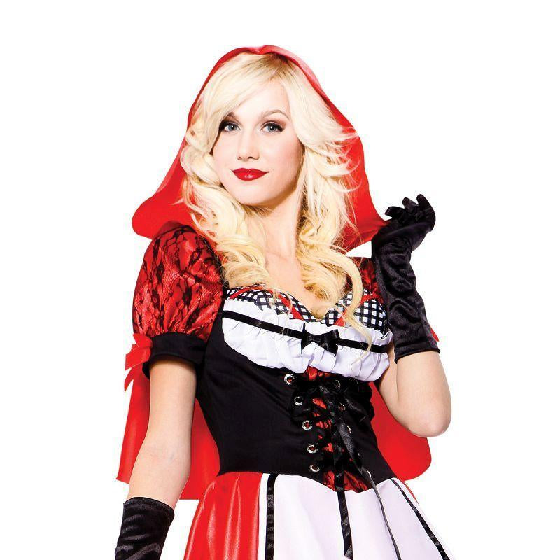 Womens Red Hood Sweetie Adult Costumes - Female - One Size Halloween Costume