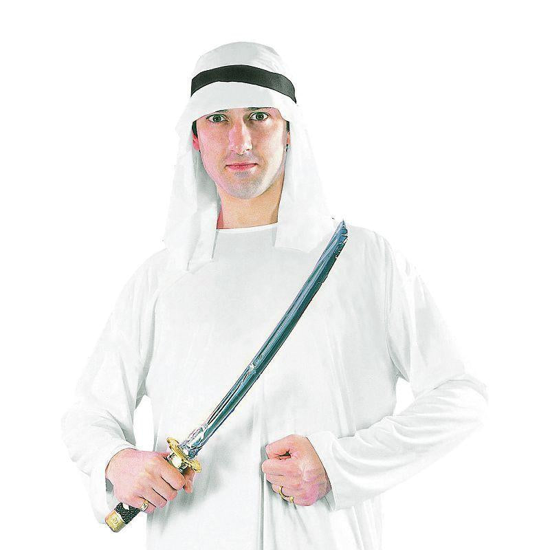 Mens Arab Sheik. Adult Costume- Male - One Size Halloween Costume