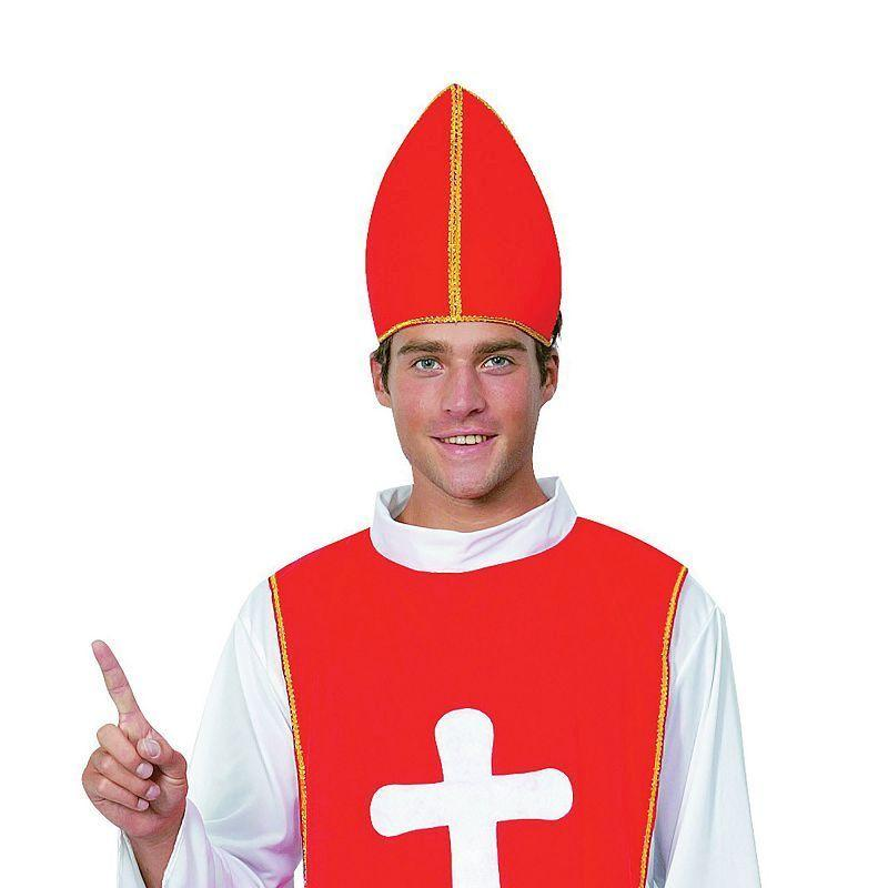 Mens Bishop. Adult Costume- Male - One Size Halloween Costume