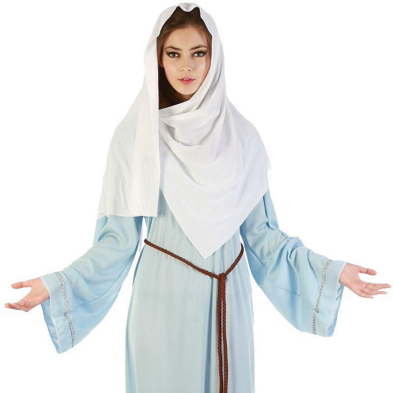 Womens Virgin Mary Adult Costumes - Female - One Size Halloween Costume