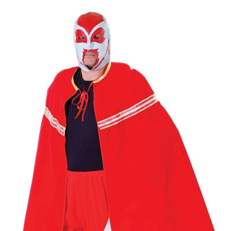 Mens Wrestler + Mask. Adult Costumes - Male - One Size Halloween Costume