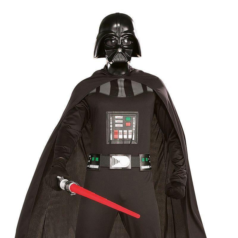Mens Darth Vader Classic Standard (Adult Costumes) - Male - Standard Halloween Costume