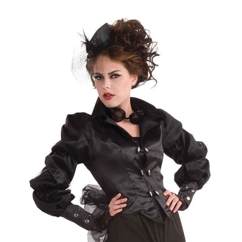 Womens Steampunk Victorian Lady (Adult Costumes) - Female - One Size Halloween Costume