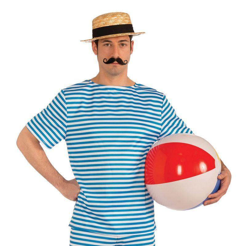 Mens Beachside Clyde (Adult Costumes) - Male - One Size Halloween Costume